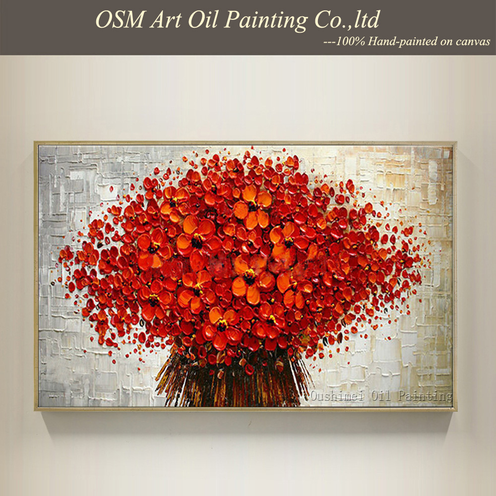 Flower Painting Artists - Online Shopping