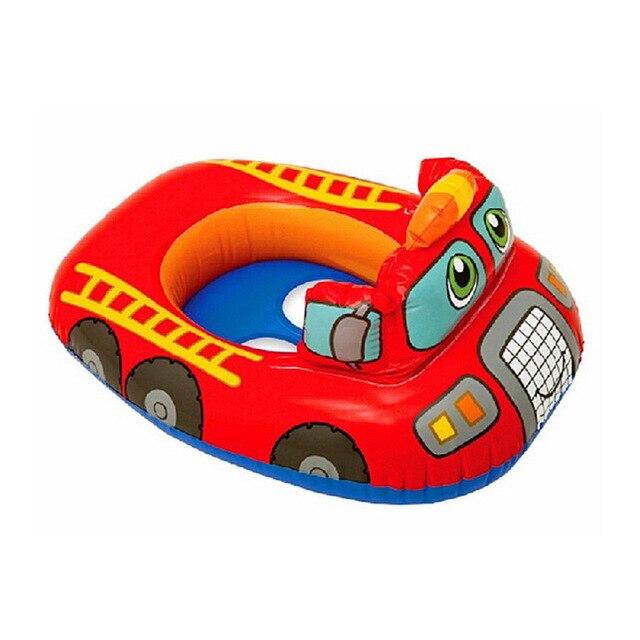 BOHS Cartoon Children Baby Swimming Pool Swim Seat Ring Float For ...