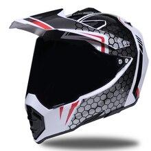 Motorcycle Helmet Motocross Helmet ATV Moto Helmet