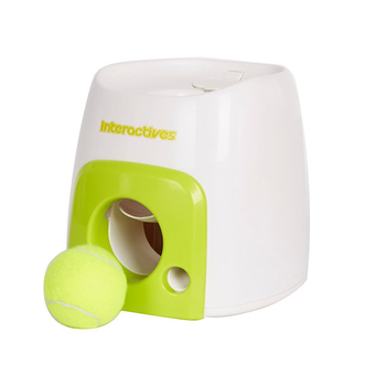 Toy Reward for Dogs, Interactive Fetch-N-Treat Pet Ball Play Toy Game,IQ Training interactives fetch n treat
