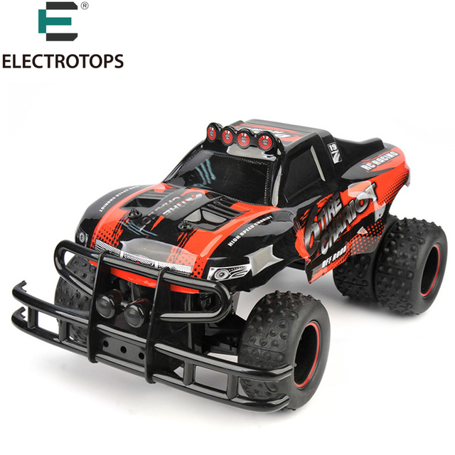 4WD RTR RC Car 2.4G 1/12 Scale Remote Control Monster Truck Off-road Car 6 wheels RC Vehicles 2 level Adjust speed Car