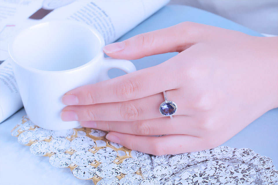 UMCHO-Tanzanite-silver-sterling-rings-for-women-RUJ076T-1-PC (7)