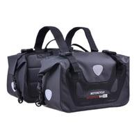 Motorcycle Waterproof Bag Tank Bags Kit Knight Rider Multi Function Portable Bags Luggage Universal Saddle Bag for Yamaha etc