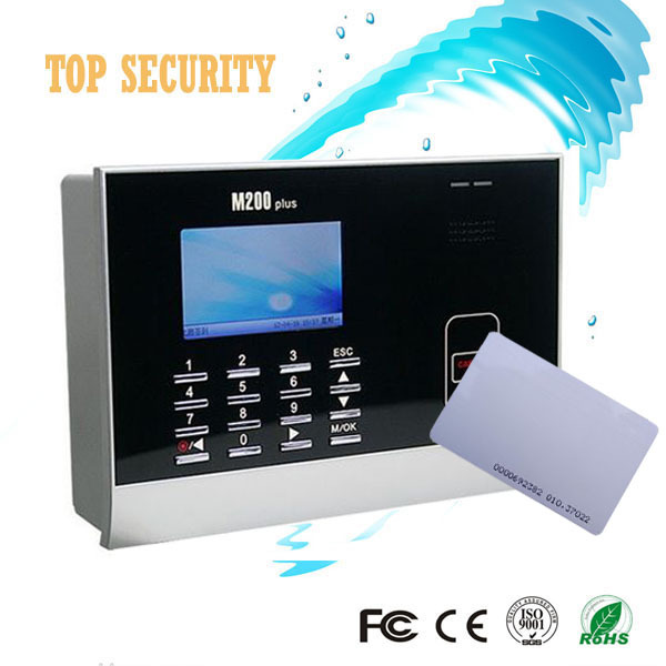 Hot selling 3'' High Speed good quality 30000 user capacity color screen Time Attendance time clock M200 with TCP/IP RJ45 original eicon diva server 4bri 8m pci 810 407 01 selling with good quality