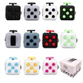3.3cm Mini Fidget Cube Toys for Puzzles & Magic Cubes Gift AntiStress Relieves Stress Anxiety Reliever