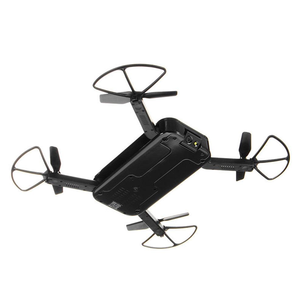 phoota GPS WiFi FPV Drone 1080P 8MP HD Camera Selfie GPS Altitude Hold Mode Foldable Arm ...