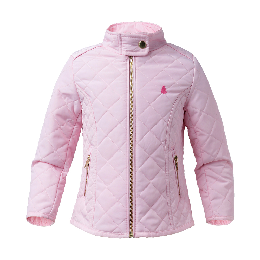 Moomin Spring new arrival girls Outerwear & Coats Polyester Oxford girls jacket full sleeve girl waterproof  jacket