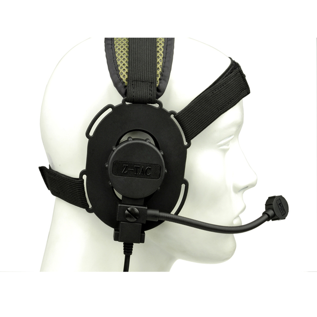 Element Z-TAC Bowman Evo III Airsoft Paintball Hunting Tactical Headset (Z 029)