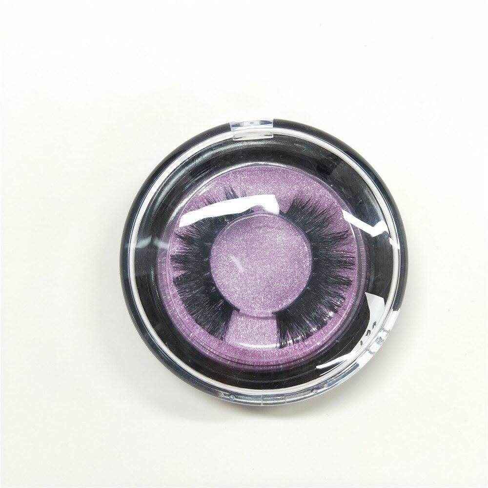 Top! 10 paires 3D vison cils Extension de cils 100% fait à la main épais Volume Long faux cils maquillage Giltter emballage livraison gratuite