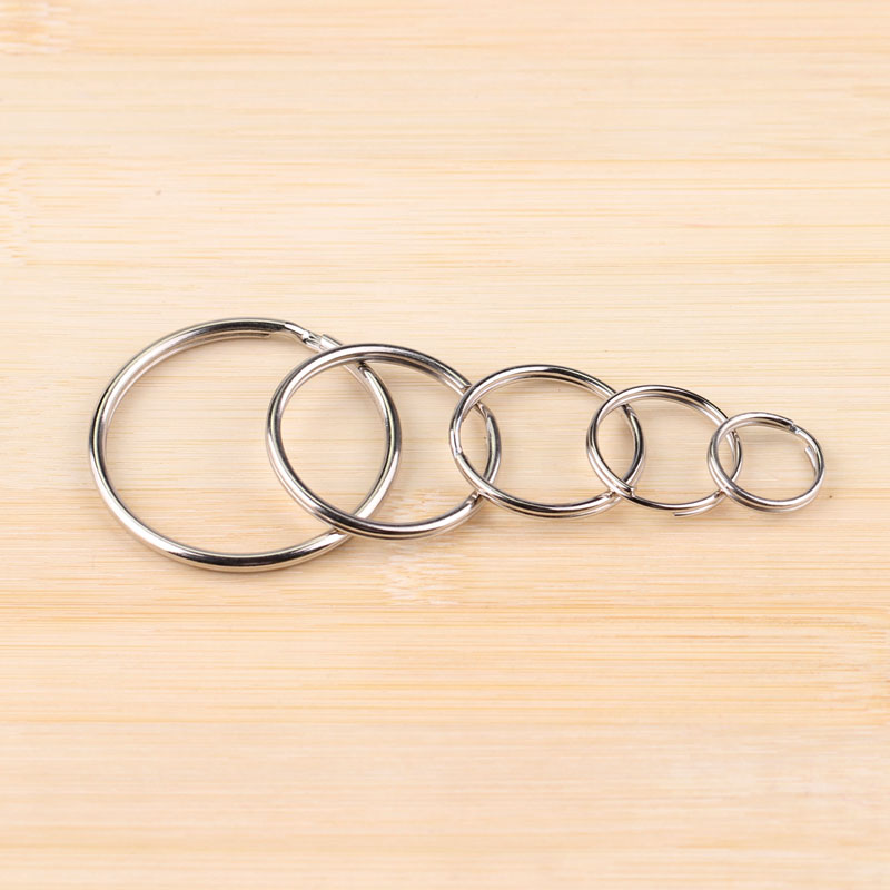 diy Jewelry accessories handmade material package key ring key ring double ring original new arrival 2018 adidas originals reg pant cuffed women s pants sportswear