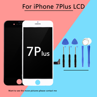 3D Touch AAA Quality For IPhone 7 Plus LCD Screen Display With Touch Digitizer Assembly Replacement