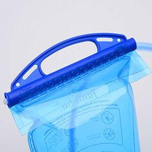 Image 5 - Aokali スポーツ水袋屋外のキャンプハイキングポータブル飲料セット 2L 折りたたみライト水袋ボトル
