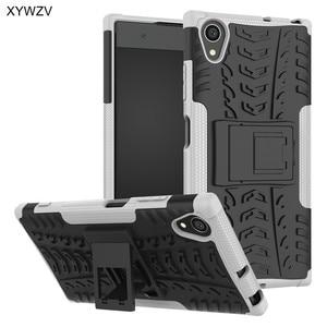 Image 5 - Na telefony komórkowe dla Coque Sony Xperia XA1 Plus obudowa odporna na wstrząsy silikonowe etui na telefony dla Sony Xperia XA1 Plus skrzynki pokrywa dla Xperia XA 1 Plus Shell