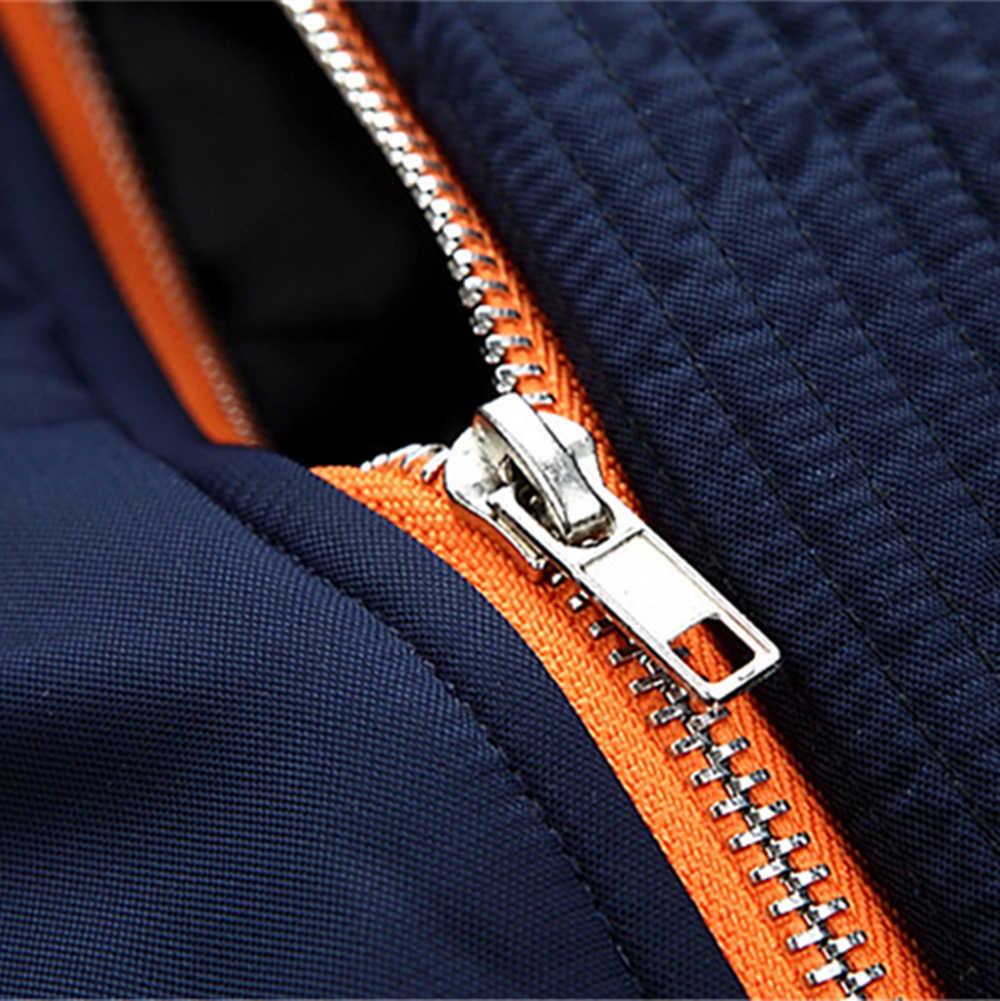 따뜻한 주머니 Windproof Fit Cotton Down Men Coats 모피 후드 분리형 Outdoor Homme Jackets