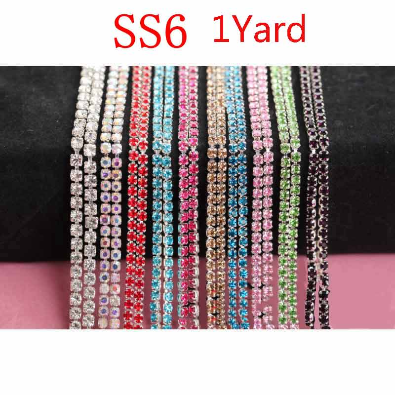 Detail Feedback Questions about Prajna ss6 1y Decoration Diy Stone Trim  Rhinestone Cup Chain Roll Stones And Crystals Beauty Accessories DIY Sew On  Trimming ... 30796bff1e6e