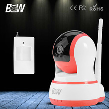 BW HD 720P Mini IP Camera Wireless Wifi Onvif Could Video Security CCTV Infrared Motion Sensor IR Alarm Smart P2P Baby Monitor