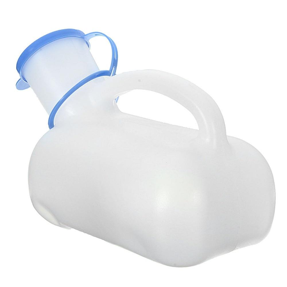 1L Unisex urinario femenino masculino Unisex inodoro orina dispositivo Camping