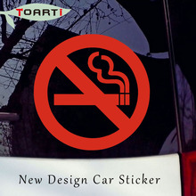 No Smoking Vinyl Car Decal Stickers High Quality Diy Car Accessories Seat Leon Window Wall Business Office Door Sign Symbol