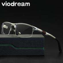 Viodream Glasses Eyewear Frames Magnesium-Frame Prescription Aluminum New Sport Men Oculos