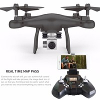 SMRC S10 2.4G 720P Drones With Camera HD FPV Wifi 6 Axle Gyroscope 4 Channels Wide Angle Pressure Altitude Hold Quadcopter