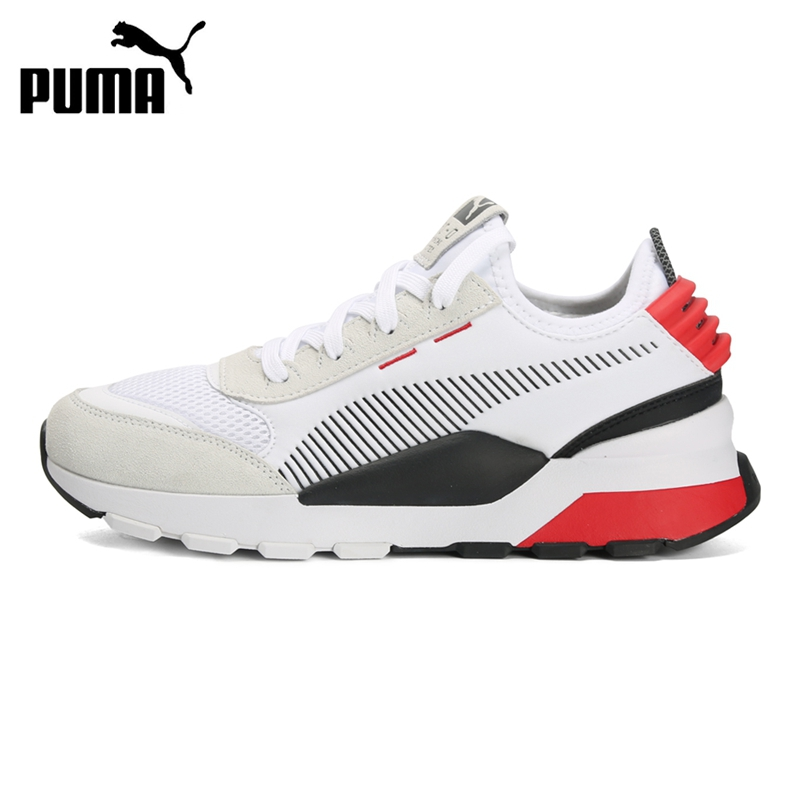 Original New Arrival 2019 PUMA RS-0 Winter INJ TOYS Unisex  Skateboarding Shoes Sneakers