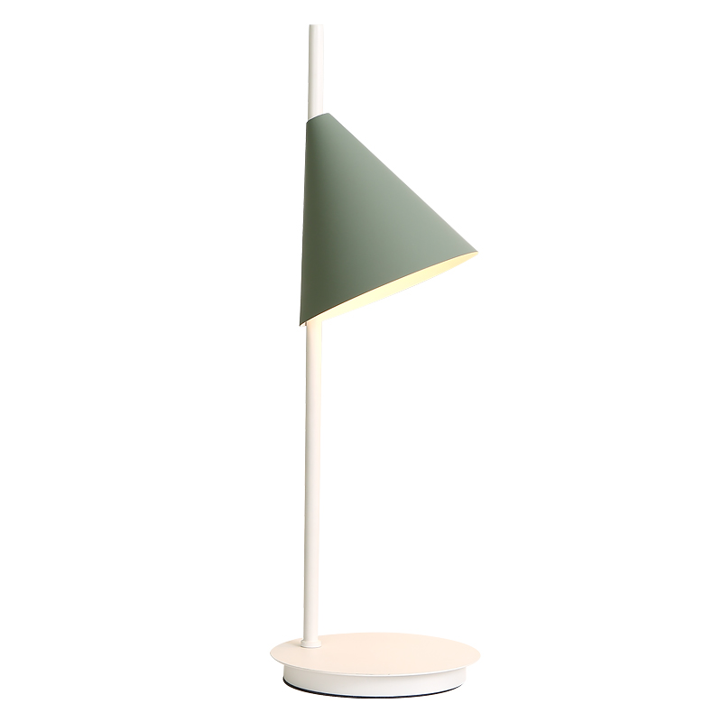 Nordic simple LED Table lamps designer New arrival macaron table light for study foyer bedroom lighting kids room reading lamp