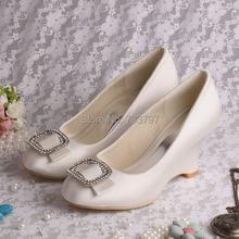 ( 20 цветов ) элегантных женщин свадебные туфли свадебные туфли на высоком каблуке танкетка кот атласная прямая поставка