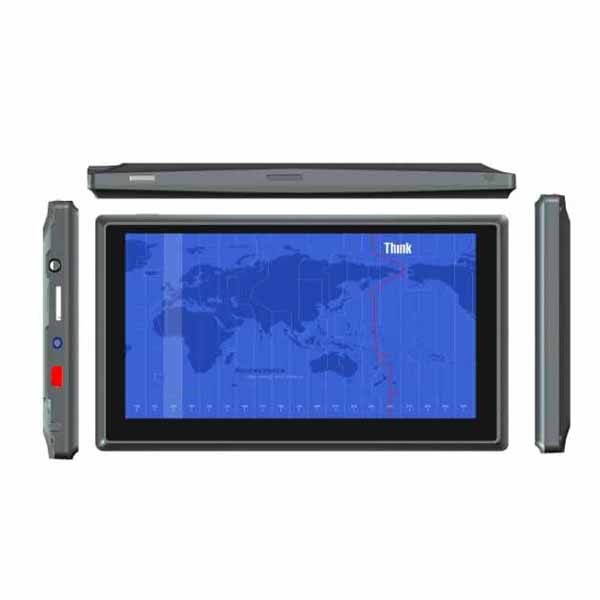 by dhl or ems 10 pieces free shipping beautiful 7 inch android 4 0 gps car navigator with wifi. Black Bedroom Furniture Sets. Home Design Ideas