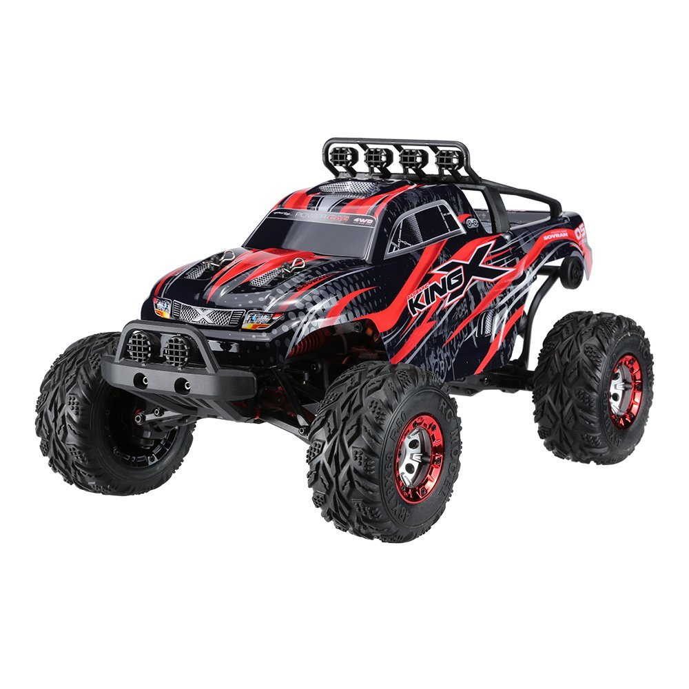 FEIYUE FY05 FY-05 XKing RC CAR 2.4G Radio High Speed 30MPH 4x4 Fast Race Car 1:12 RC Racing 4WD RC BUGGY Cross-country RC Car все цены