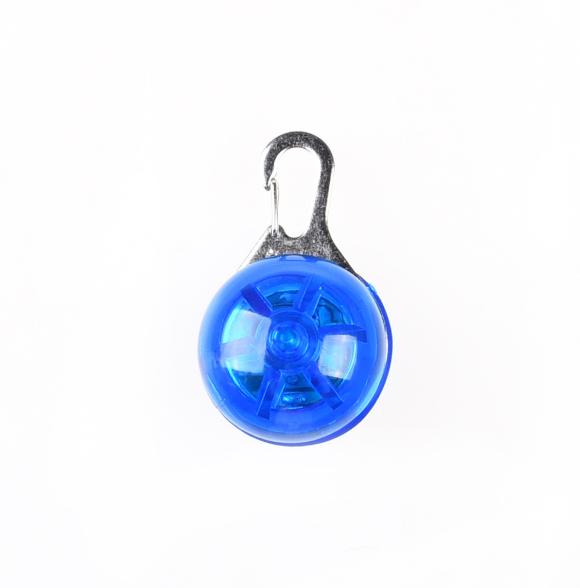 Linterna de luz LED para el cuello de tu mascota. 3