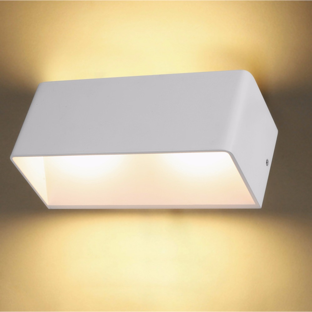 Emejing Led Wall Sconces Indoor Contemporary - Interior Design ...