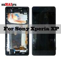 SZHAIYU Сенсорный экран дигитайзер для Sony Xperia x Производительность F8131 F8132 ЖК-дисплей Дисплей 1920x1080 5,0 ''tft ЖК-дисплей