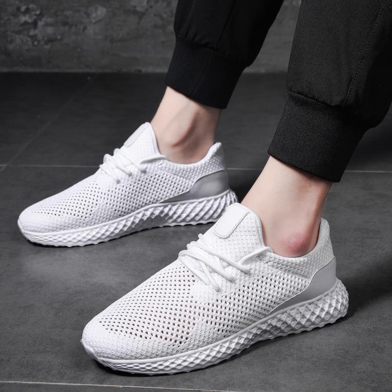 Sneakers Men Women Top Vest Sport Shoes Summer Breathable Sock Boots Women Chunky Runningg Shoes For Men Women Zapatos De Mujer