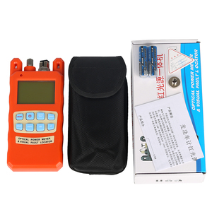Image 5 - AUA 80A optical power meter red light one machine 5MW/10MW/20MW/30MW light pen light power meter two in one