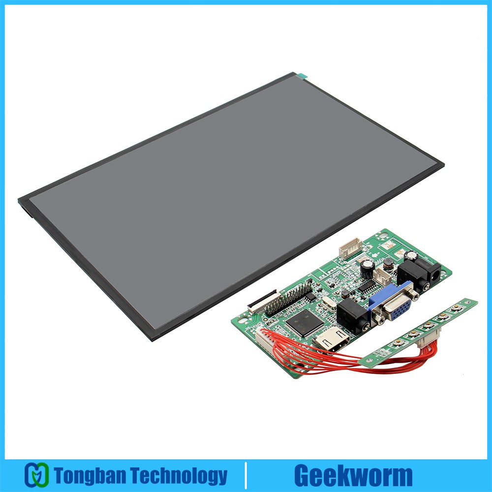 10 Inch 10 1 Inch IPS LCD Screen Shield Monitor 1280 x 800 Drive Board for