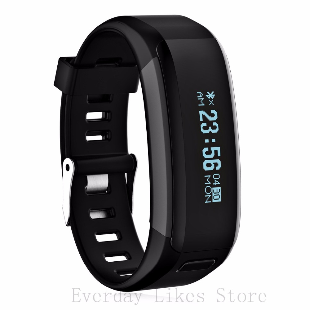 NO.1 F1 Heart Rate Monitor Smart Wristband Sleep Monitor Sedentary Reminder Fitness Bracelet IP68 Waterproof Sport Smartband