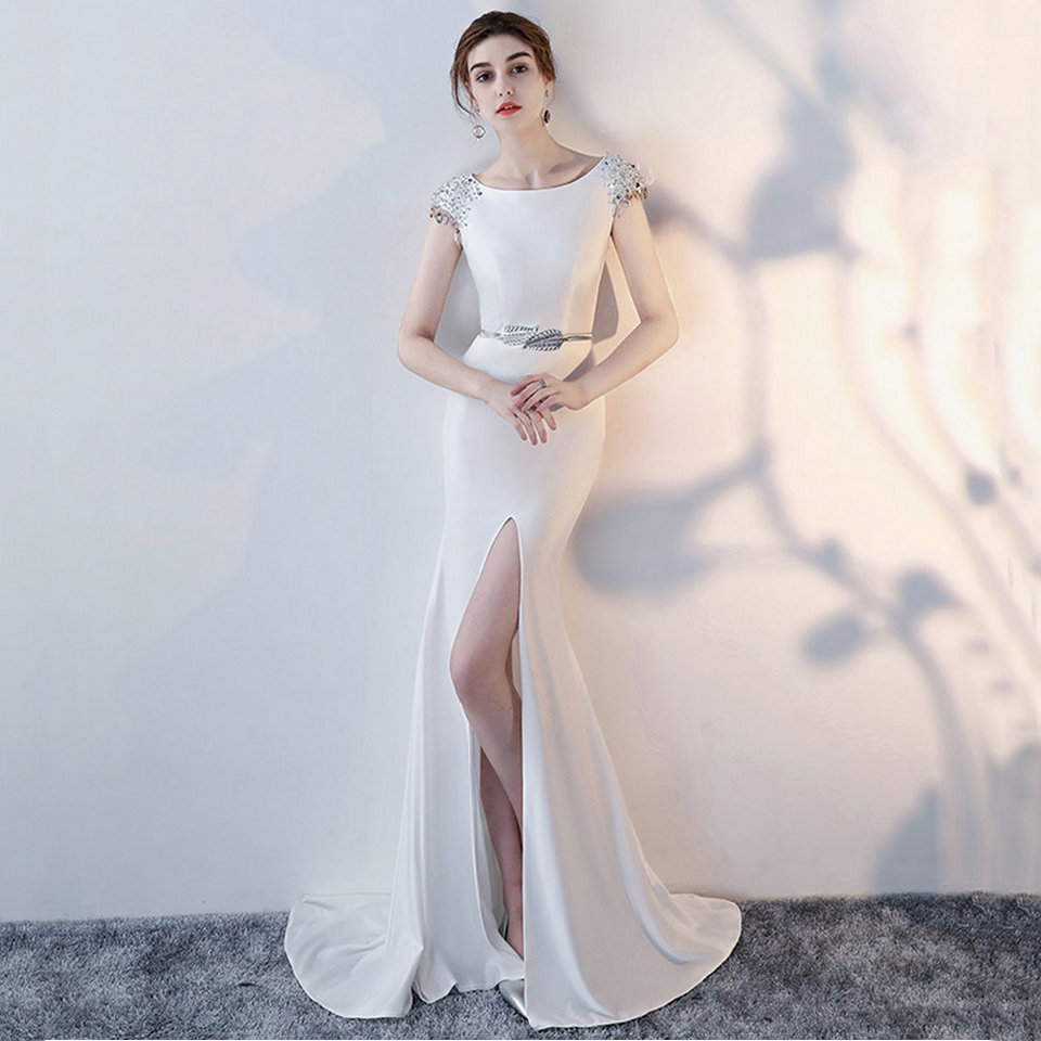 Best White Dress Party Ideas - Wedding Ideas - memiocall.com