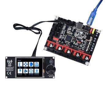 BIGTREETECH SKR V1.3 Tarjeta De Controlador De 32 Bits + Pantalla Táctil TFT24 + 5 Piezas TMC2208 TMC2209 UART TMC2130 Spi MKS GEN L 3d