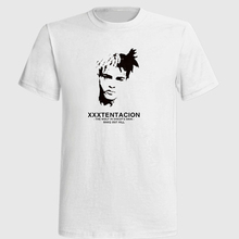 Xxxtentacion White Military Shirt for Men Compression  T Hip Hop T-shirt Tshirt Own Logo Print Fallout Top