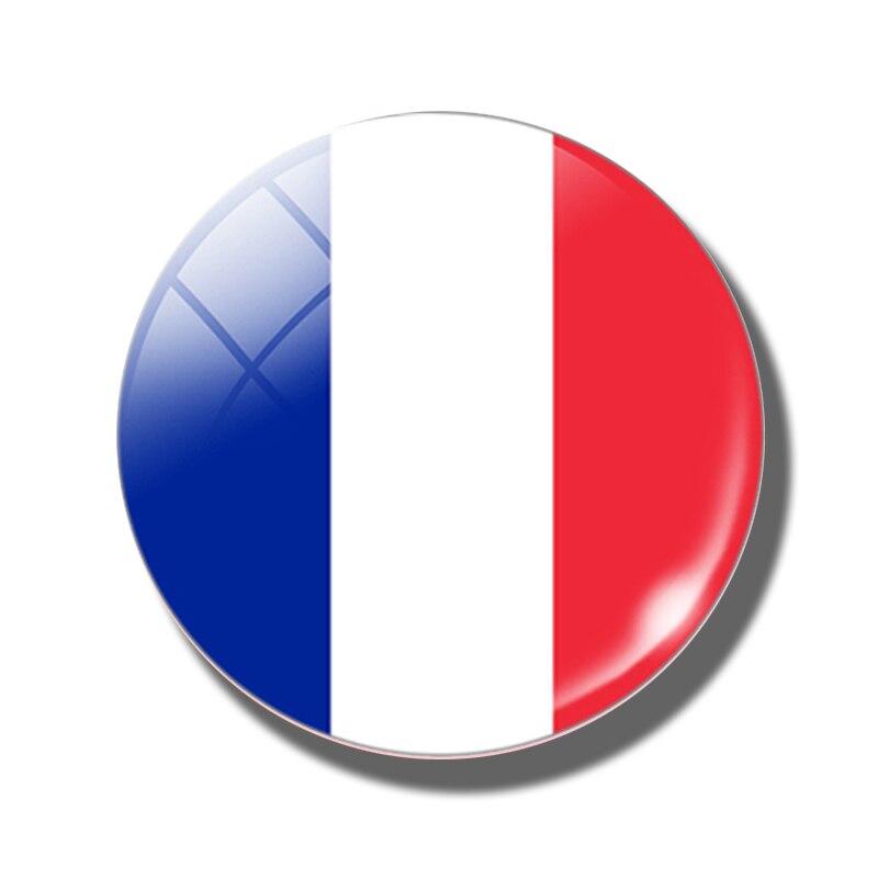 FRANCE FLAG FRIDGE MAGNET