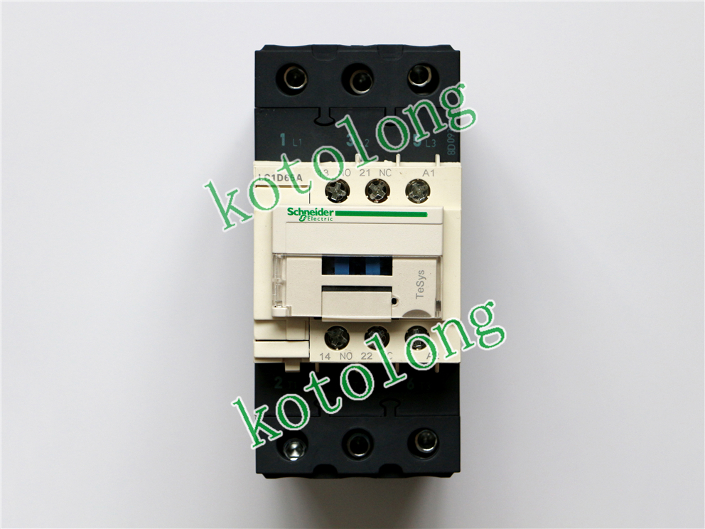 AC Contactor LC1D65A LC1-D65A LC1D65AN7 415V LC1D65AP7 230V LC1D65AQ7 380V LC1D65AR7 440V dc contactor lc1d09kd lc1 d09kd 100vdc lc1d09ld lc1 d09ld 200vdc lc1d09md lc1 d09md 220vdc lc1d09nd lc1 d09nd 60vdc