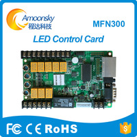 Ultra hd indoor fixed led display NOVA Multi function Card MFN300 for LED synchronization Control System NOVA card