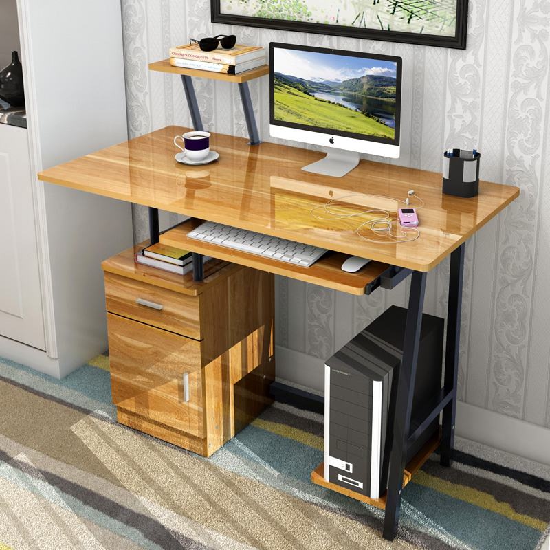 Simple Desktop Computer Desk Home Simple And Stylish Childrenu0027s Student  Writing Table In Computer Desks From Furniture On Aliexpress.com   Alibaba  Group