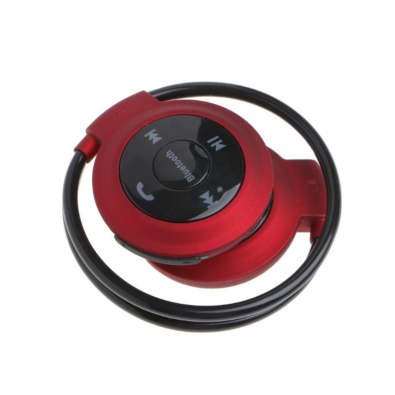XINYUANSHUNTONG 1 PC Mini 503 Ear Hook Wireless Bluetooth Headset Sports Headphone TF Slot MP3 Player sports usb rechargeable mp3 player headset w fm tf slot blue