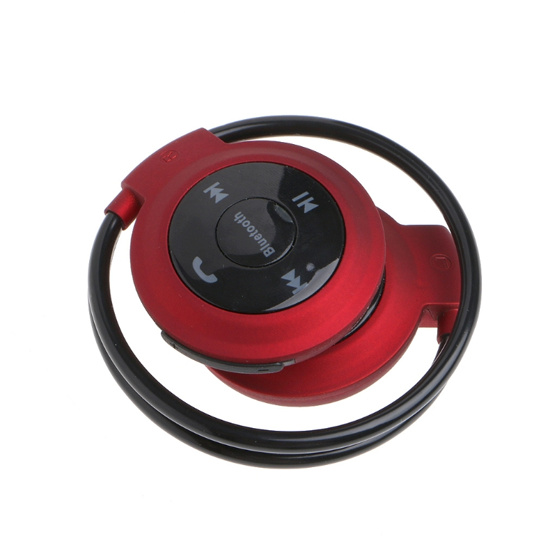 XINYUANSHUNTONG 1 STÜCK Mini 503 Ohrbügel Bluetooth Headset Sport Kopfhörer TF Slot Mp3-player