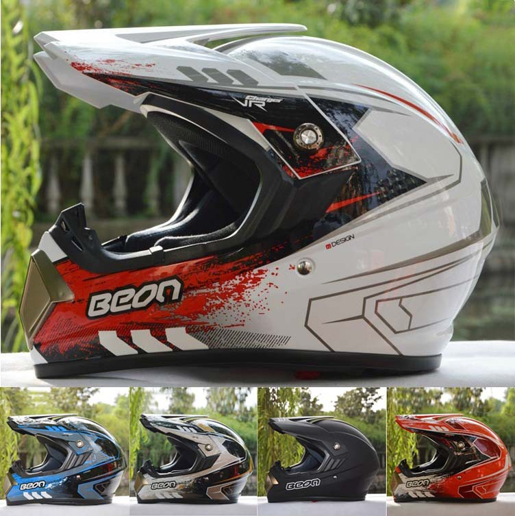 ФОТО Free shipping! BEON Professional Motocross Helmets,racing off road motorcycle capacete,dirt bike winter helmet,ECE safe Approved