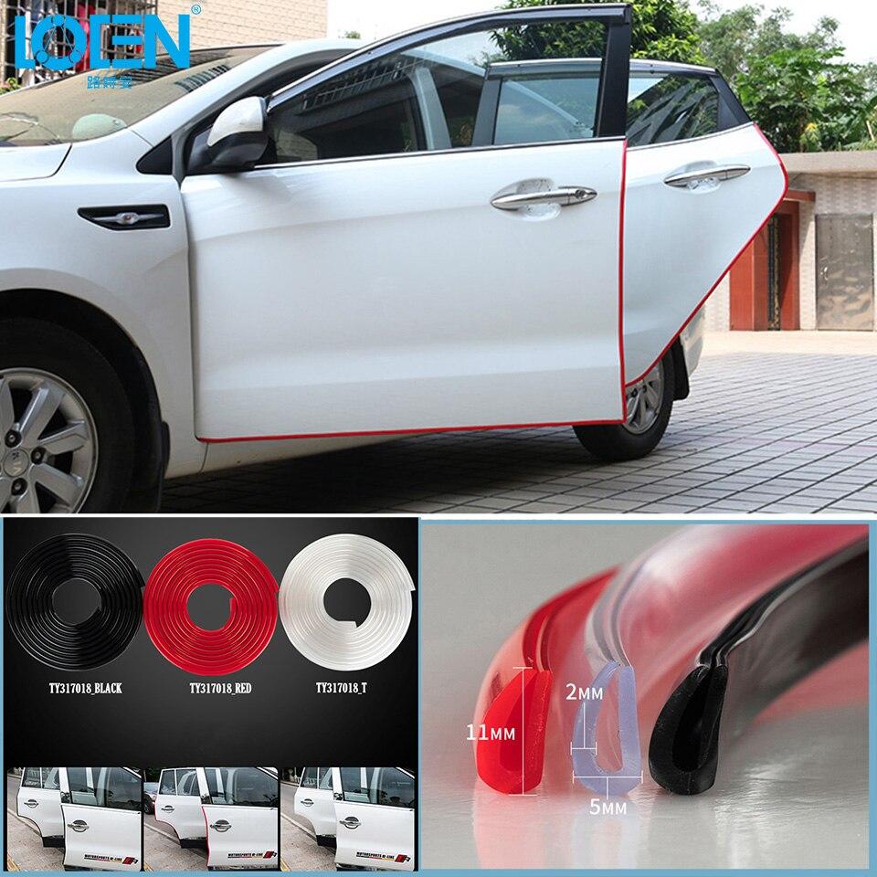 5M Αυτοκόλλητο Αυτοκινήτου Αυτοκίνητο Πόρτα Προστασία Ασφαλείας Αντι-σύγκρουση Τριβεία Styling Αυτοκινήτου Για Toyota 0 Bmw Chevrolet Kia Όλα
