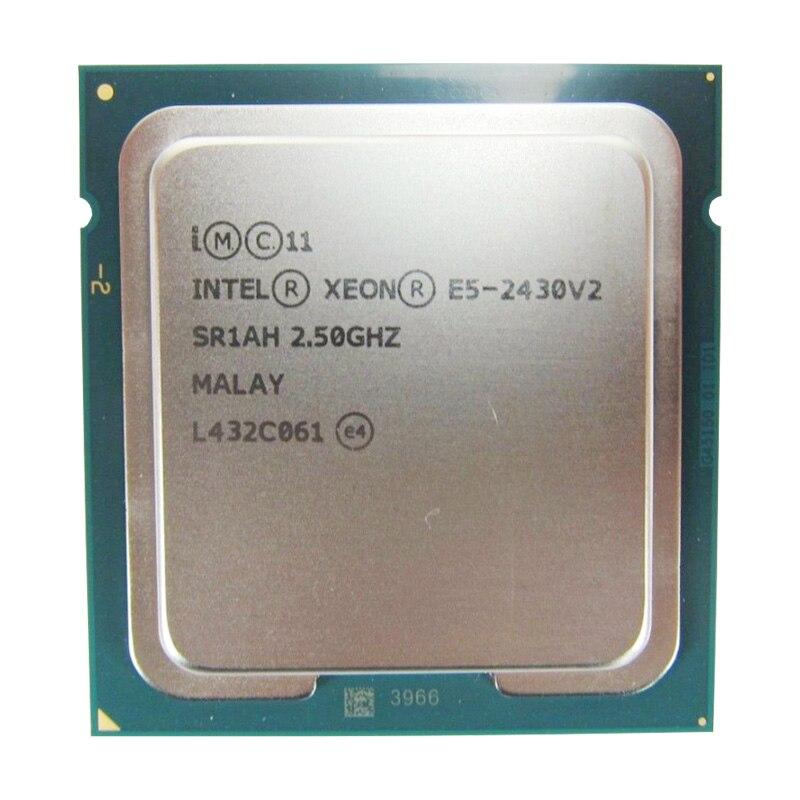 Intel Xeon E5-2430 v2 6-Core 2.5GHz CPU SR1AH Processor