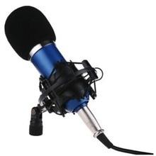 Noir De Poche De Phase Microphone Pare-Brise Mousse Mic Karaoké Livraison Gratuite