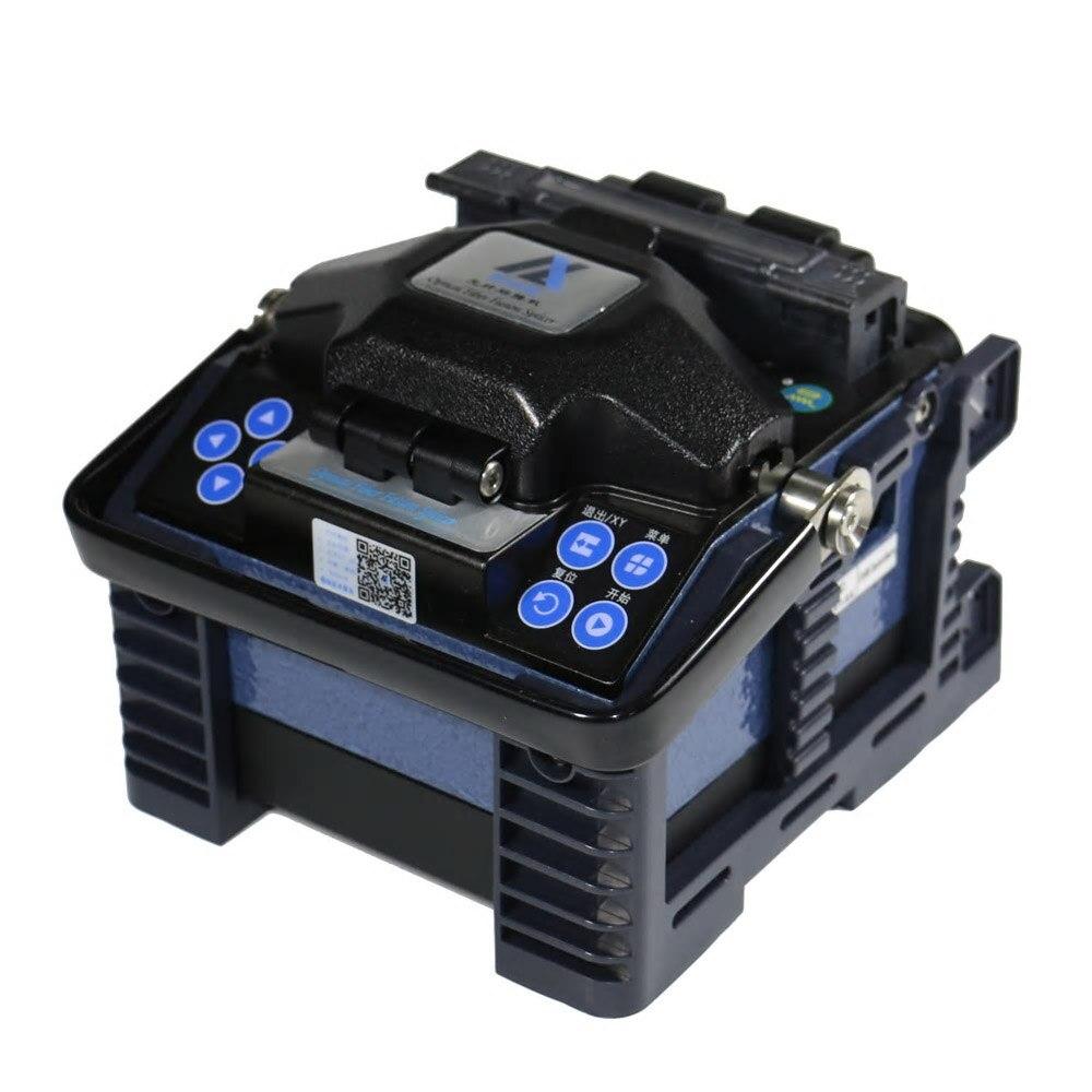 Eloik ALK-88 fibre optique épissage Machine ALK-88A Fiber optique Fusion épisseuse couperet automatique mise au point fonction 4.3